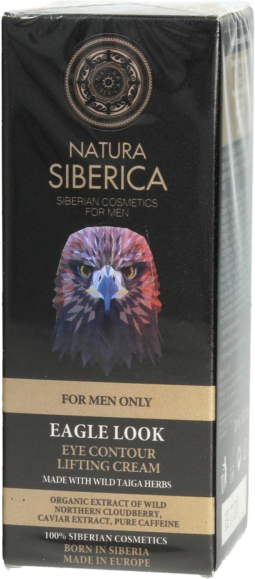 Natura Siberica Siberica Men krem liftingujący pod oczy 30 ml
