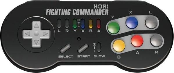 HORI SNES Fighting Commander (NCS-001U)