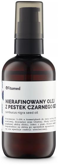 Fitomed Nierafinowany Olej Z Pestek Czarnego Bzu 100ml