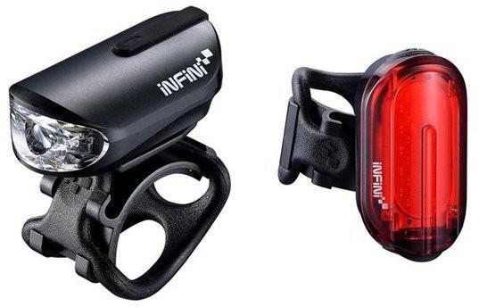 Infini OLLEY SET Black USB Zestaw oświetlenia I-210PR-B