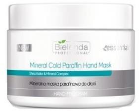 Bielenda Professional Mineral Cold Paraffin Hand Mask mineralna maska parafinowa do dłoni 150g 57202-uniw