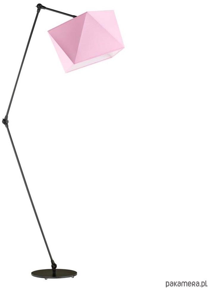Regulowana lampa dziecięca OSAKA różowy