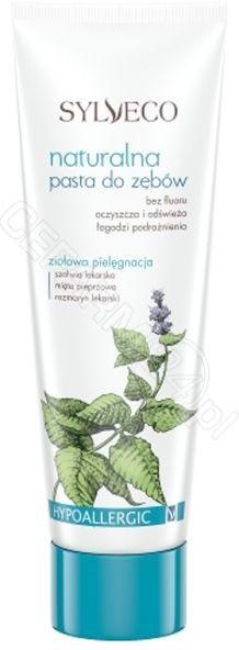 Sylveco Naturalna pasta do zębów SYL-0688