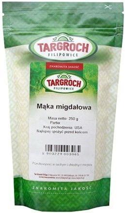Targroch TAR-GROCH-FIL sp. j. Mąka migdałowa 250g