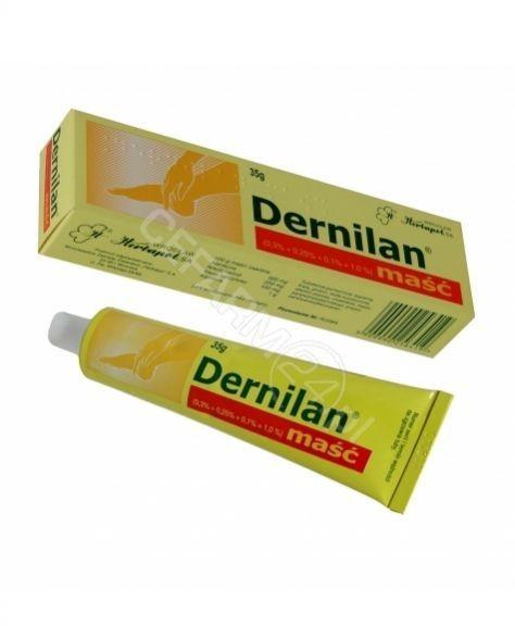 Herbapol WROCŁAW Dernilan maść 35 g