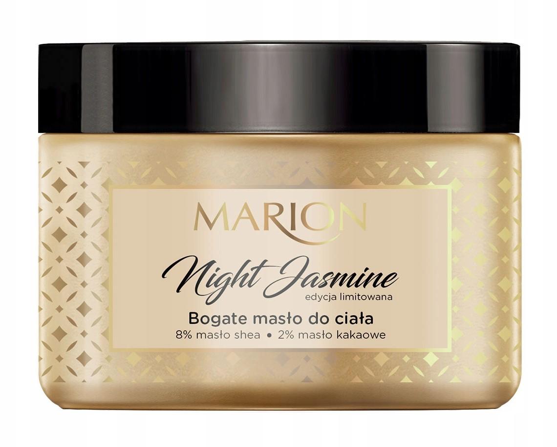 Marion Bogate masło do ciała Night Jasmine 420ml