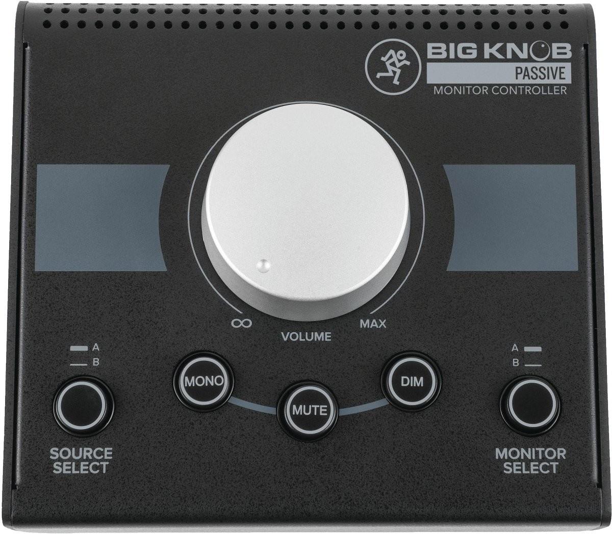 Mackie Big Knob Passive kontroler audio