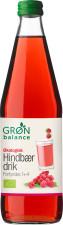 GRON BALANCE (produkty spożywcze) KONCENTRAT MALINOWY BIO 500 ml - GRON BALANCE BP-5701410399962