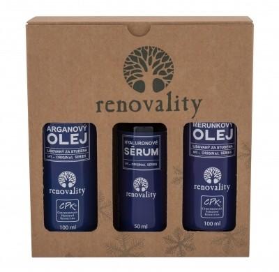 Renovality Renovality Original Series Argan Oil zestaw 100 ml dla kobiet