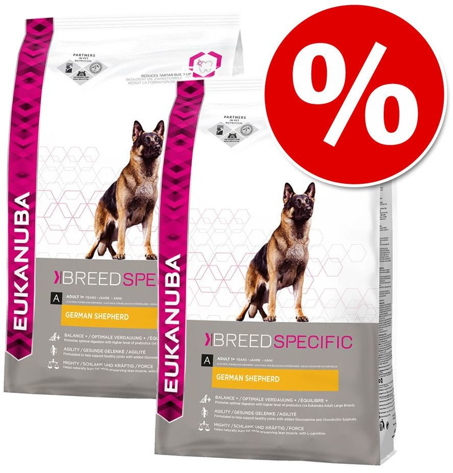 Eukanuba Breed Specific Adult German Shepherd 12 kg