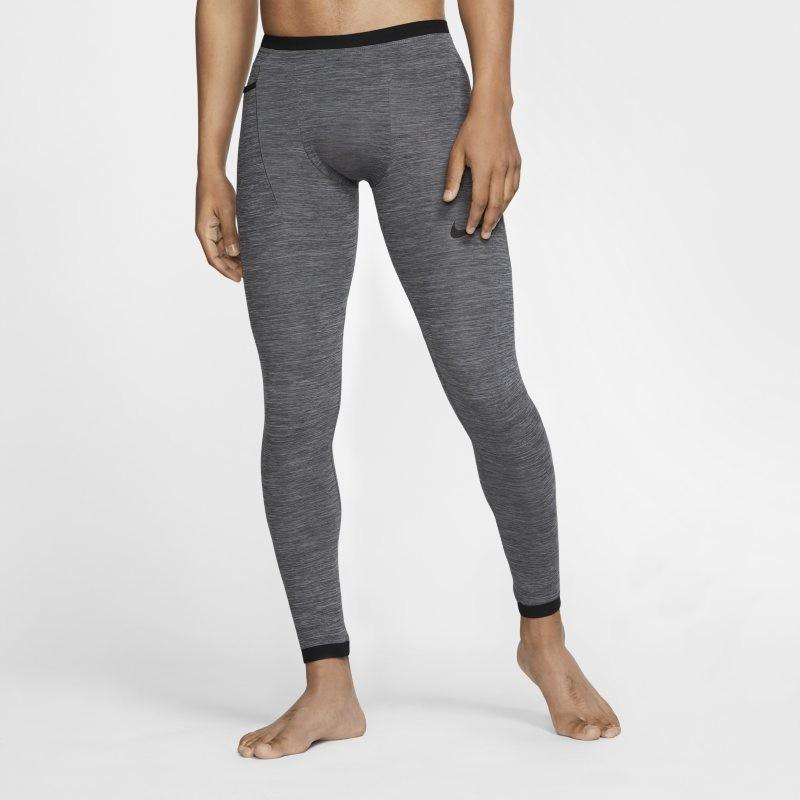 Nike Legginsy męskie Pro - Szary BV5517-071