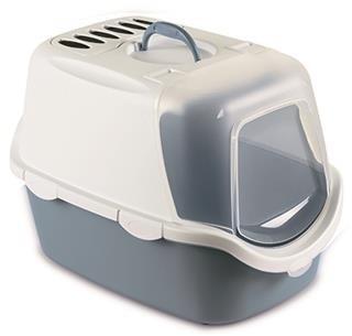 Zolux Toaleta CATHY Easy Clean z filtrem kol. niebieski (590002BAC)