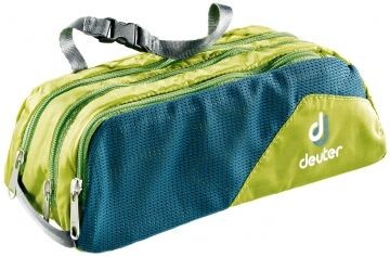 Deuter Kosmetyczka Wash Bag Tour II moss-arctic 4046051068145