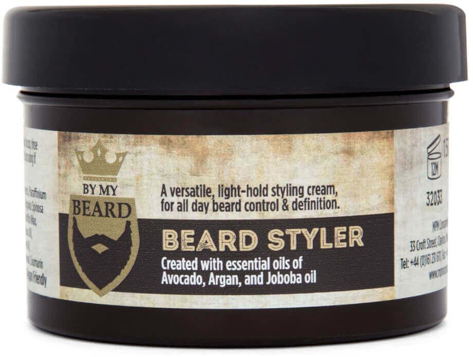 By my beard By My Beard Styler Balsam kremowy stylizujący do brody dla mężczyzn 150ml 16788