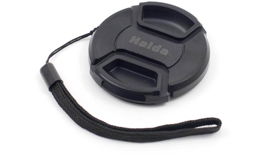 Haida Dekielek Haida ze smyczą do obiektywu o średnicy 52mm