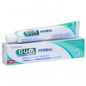 GUM Sunstar Hydral - żel na suchość w jamie ustnej, 50 ml