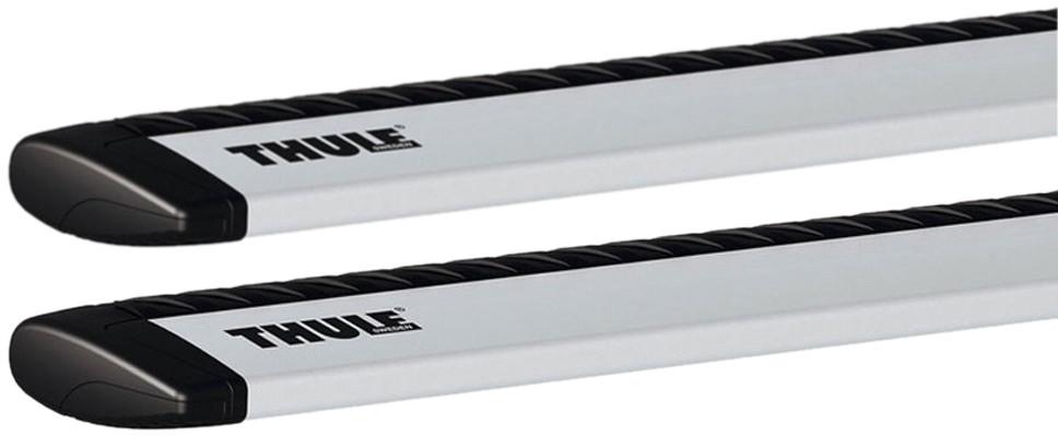 Thule WingBar 961 belki aluminiowe do bagażnika dachowego 1440