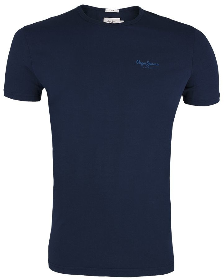 Pepe Jeans T-Shirt Original Basic Blue