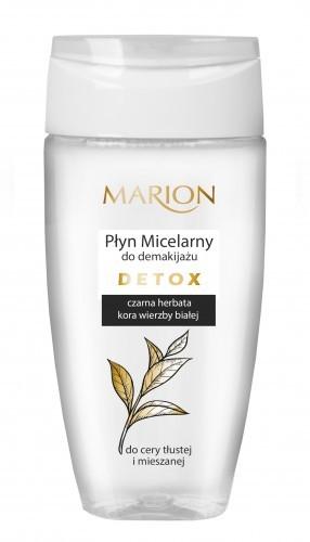 Marion Sp z o.o. Płyn micelarny detox do cery tłustej i mieszanej 150ml