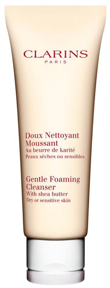 Clarins Gentle Foaming Cleanser With Shea Butter Pianka do Mycia Twarzy Tester 125 ml