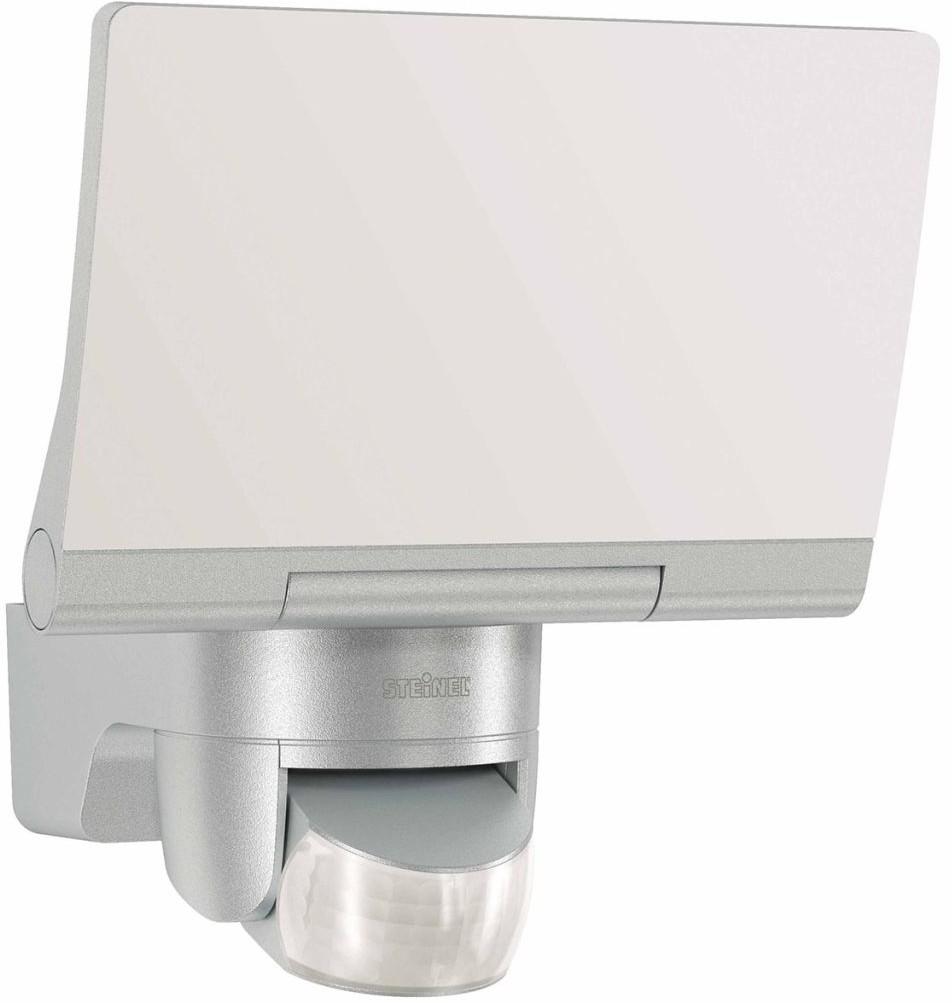 Steinel Reflektor z czujnikiem ruchu XLED Home 2, srebrny, 033057 VSA Van Spijk