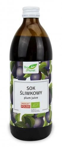 Bio Planet Sok Śliwkowy 500 ml - Planet