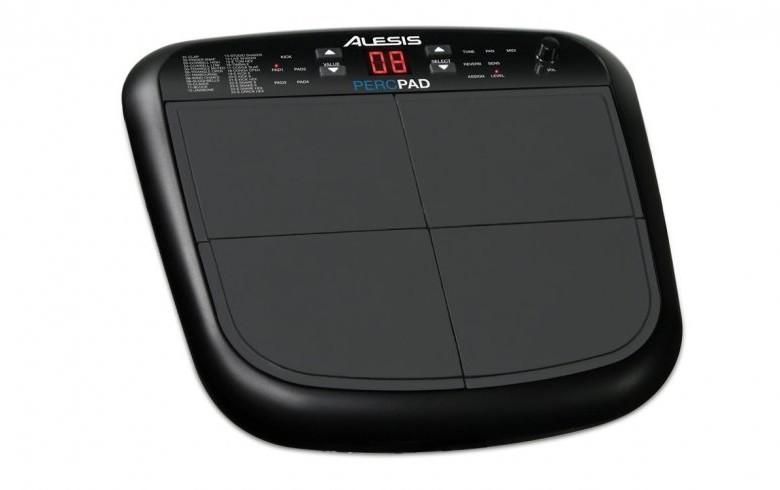 Alesis PercPad moduł brzmieniowy do perksusji elektronicznej + instrukcja PL