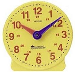 Learning Resources Big Time 24-godzinny zegar ucznia