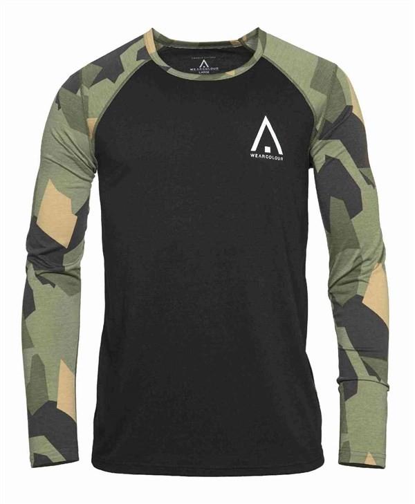 CLWR koszulka CLWR Guard LS Jersey Black 900) rozmiar L