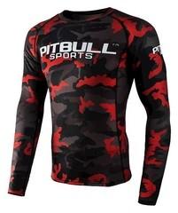 PIT BULL WEST COAST / USA Rashguard termoaktywny Pit Bull PB Camo Long Sleeve (920020.1022) 920020.1022