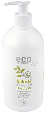 ECO COSMETICS Żel pod prysznic do każdego rodzaju skóry do codziennego użytku z zieloną herbatą i owocem granatu 500ml Eco Cosmetics