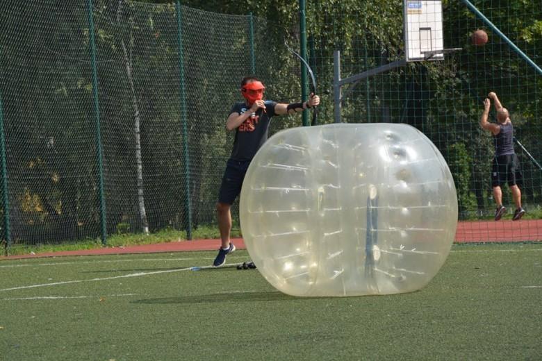 Pakiet Archery Tag i Bubble Football  Zakopane P0005366