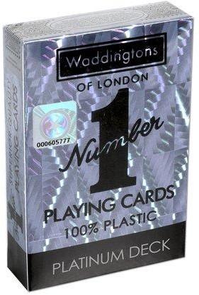 WINNING Waddingtons No. 1 Classic Platinum