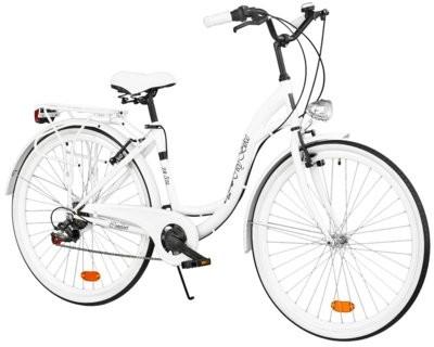 Dawstar Rower miejski Citybike S6B Biały