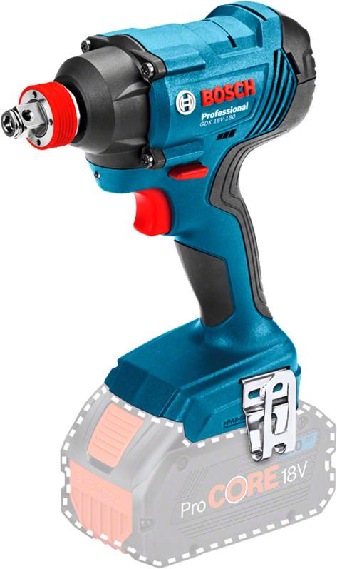 Bosch AKKUKOMBISLAGNGLE GDX 18V-180 06019G5204