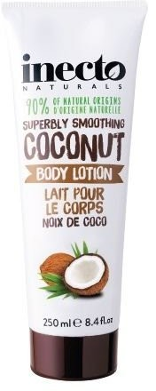 INECTO inecto Naturals Coconut balsam do ciała, 1er Pack (1X 250ML) 82702