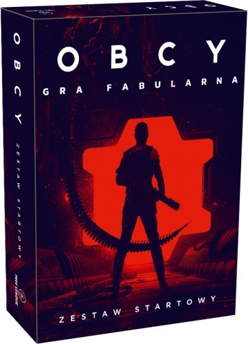 Galakta OBCY Gra fabularna - zestaw startowy + GRATIS