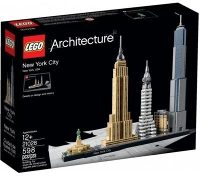 LEGO Architecture Nowy Jork 21028