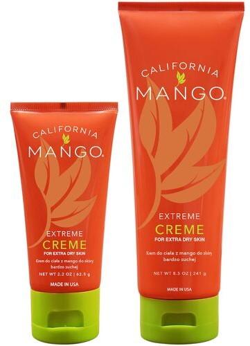 Mango California Krem do ciała z do skóry bardzo suchej