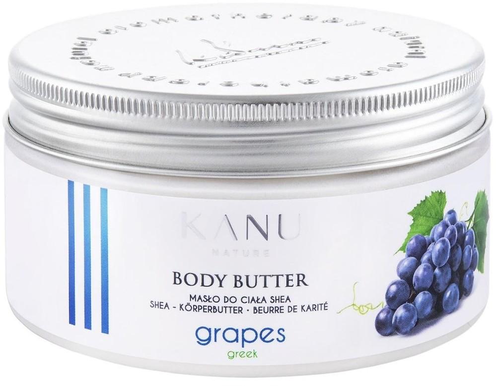 Kanu Nature Nature Pielęgnacja Grapes Greek Butter 190.0 g
