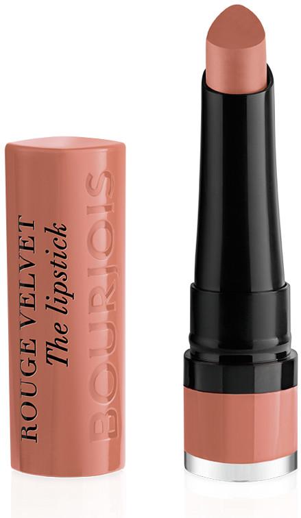 Bourjois Rouge Velvet Lipstick Szminka do Ust Hey Nude 01 BOU-2906