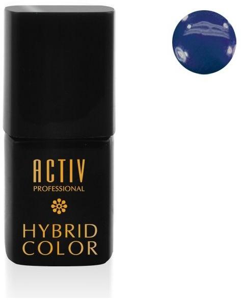 ACTIVESHOP LAKIER HYBRYD UV LED 15 NAVY BLUE GRANATOWY 15ml AS_103618