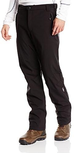 CMP męskie spodnie softshellowe, czarny, XXXXXL 3A14257_U901_60