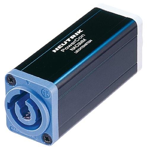 Neutrik nac3mm1adapter channelmoduł na channelmoduł NAC3MM1