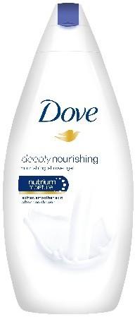 Dove Deeply Nourishing żel pod prysznic odżywczy 500ml Unilever