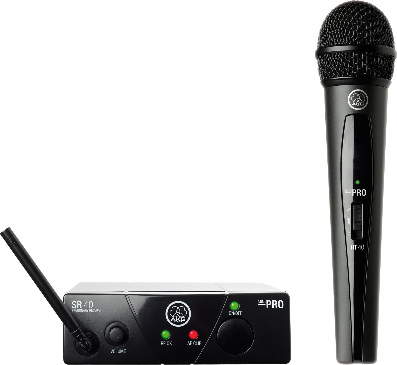 AKG WMS-40 MINI Vocal Set US45C ( 662,300MHz) - system bezprzewodowy 47684