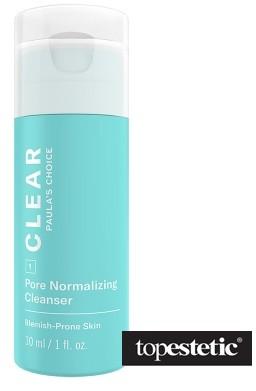 Paulas Choice Clear Pore Normalizing Cleanser Żel oczyszczający do skóry tłustej i trądzikowej 30 ml