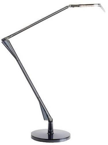 Kartell Aledin Tec H48-113 szary lampa biurkowa 9190FU