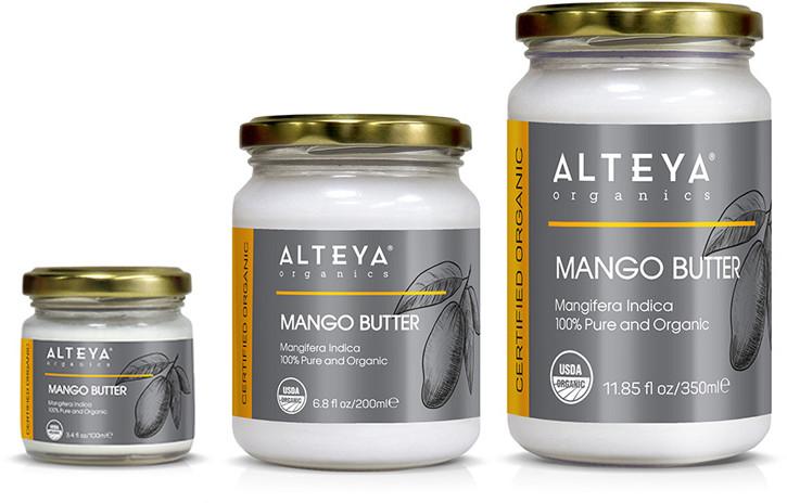 Mango Organiczne Masło z 100 ml