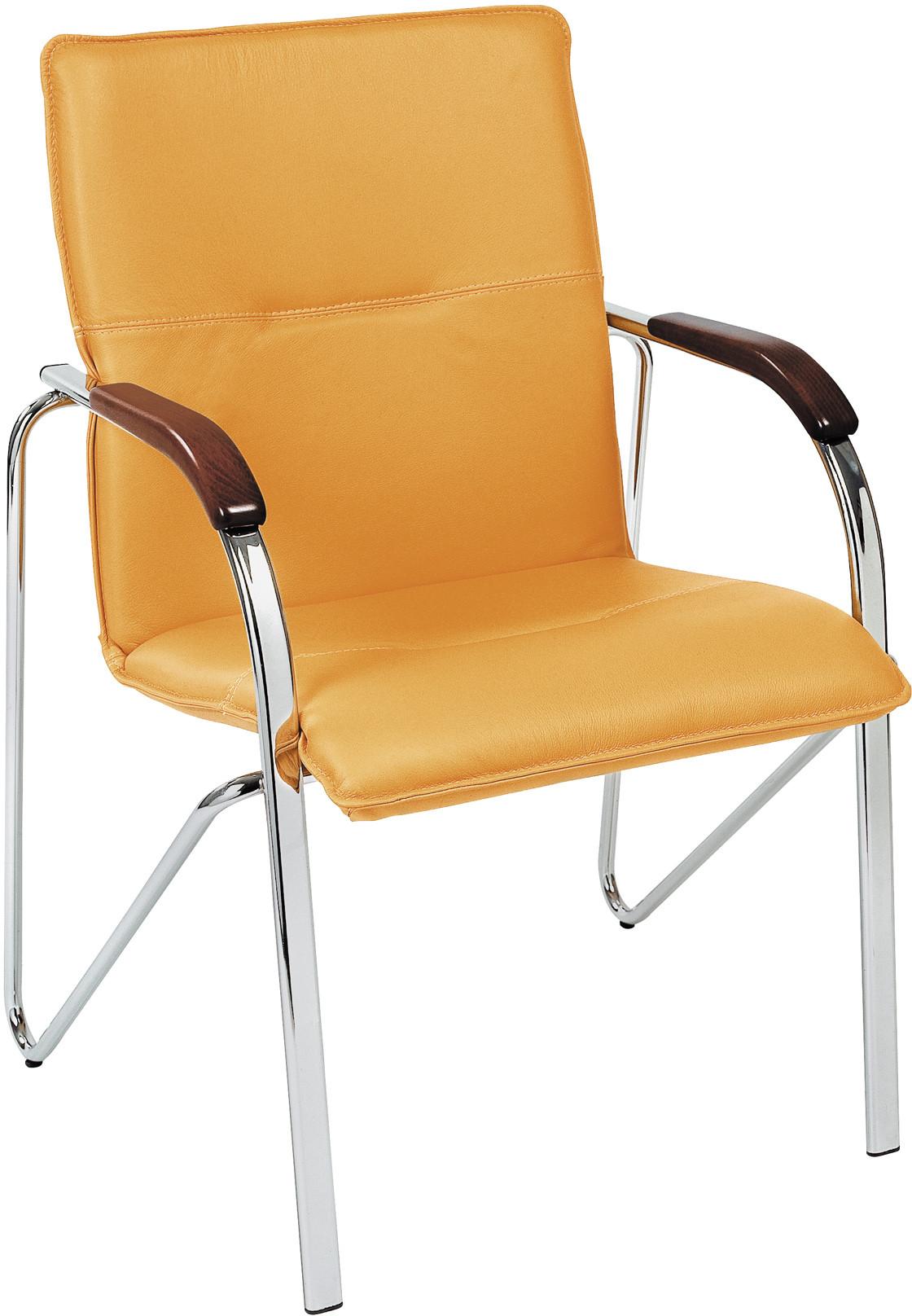 Halmar Krzesło SAMBA chrome